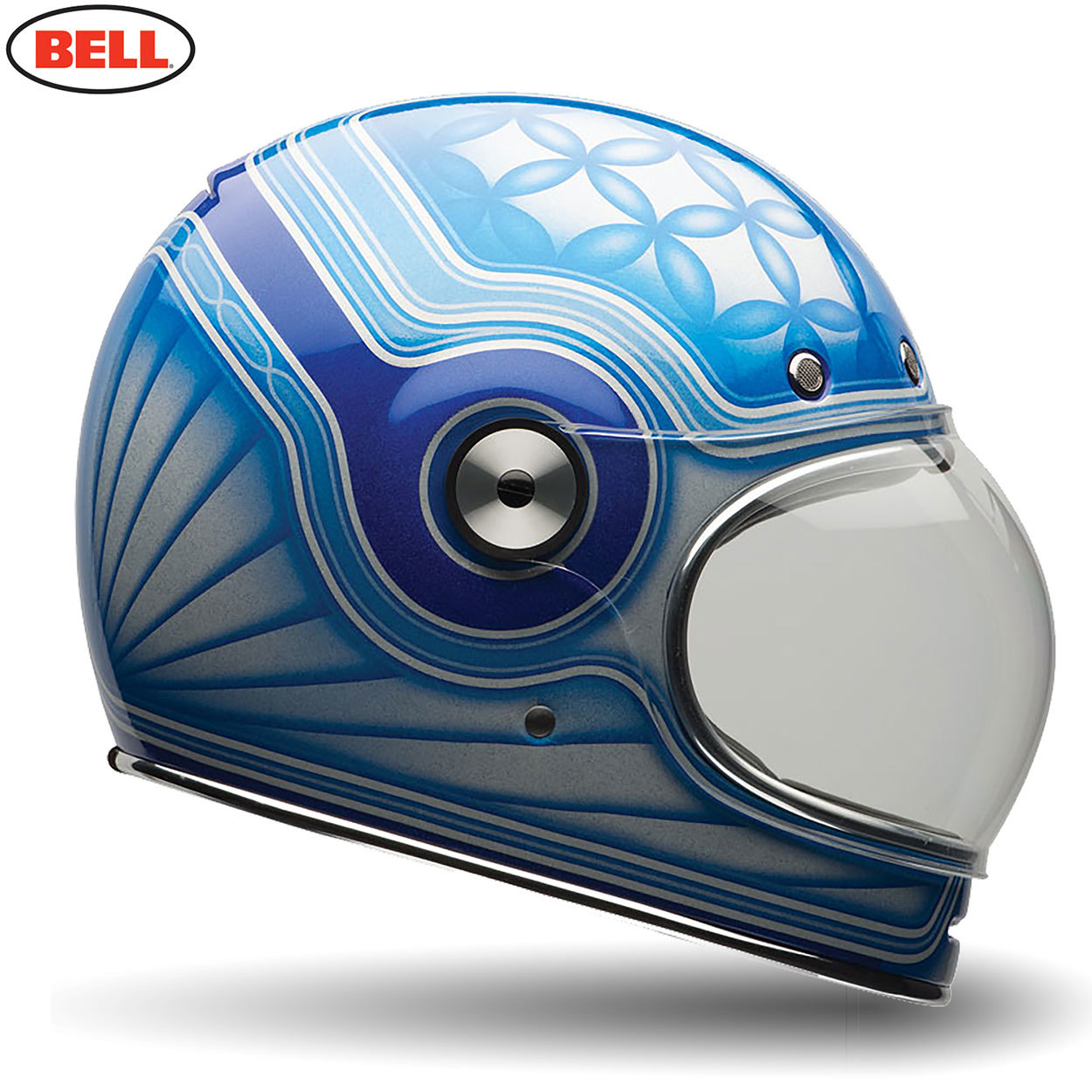 bell cruiser bullitt se adult helmet chemical candy blue. Black Bedroom Furniture Sets. Home Design Ideas